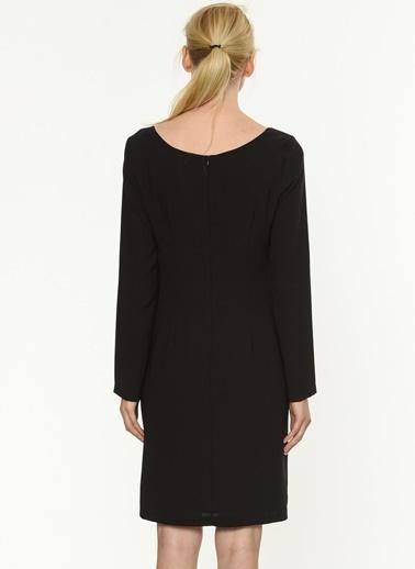 Uzun Kollu Elbise-Jus De Pommes